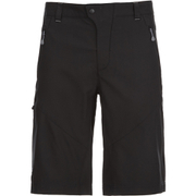 Jack Wolfskin Men's Active Track Shorts - Black