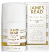 Masque de nuit autobronzant visage James Read 50 ml