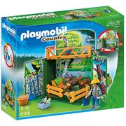 Playmobil Aufklapp Spiel Box Waldtierfütterung (6158)