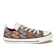 Converse x Missoni Women's Chuck Taylor All Star Ox Trainers - Auburn/Black