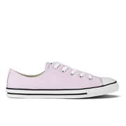 Converse Women's Chuck Taylor All Star Dainty Ox Trainers - Purple Dusk/Black/White