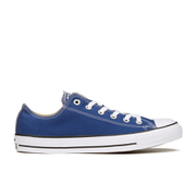 Converse Unisex Chuck Taylor All Star Ox Trainers - Roadtrip Blue/White/Black