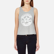 Converse Women's CP Swing Tank Top - Vintage Grey Heather