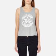 Converse Women's CP Swing Tank Top - Vintage Grey Heather