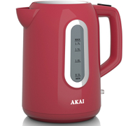 Akai A10001R Jug Kettle - Red - 1.7L