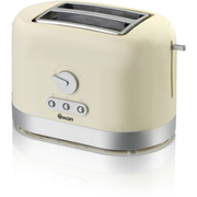 Swan ST10020CREN 2 Slice Toaster - Cream