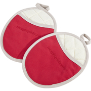 Morphy Richards 973531 Hot Pad - Red - 18x23cm