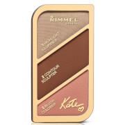 Rimmel ケイトスカルピング ハイライターパレット(18.5グラム) - 003