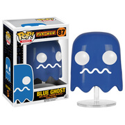 Pac-Man Blue Ghost Pop! Vinyl Figure