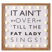 Parlane 'Fat Lady' Wall Light