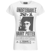 Harry Potter Women's Undesireable T-Shirt - Blanc