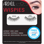 Ardell Wispies Lashes Demi Wispies nero