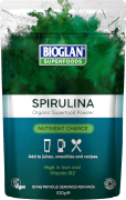 Bioglan Superfoods Supergreens Spirulina Powder - 100g