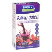 Bioglan Raaw Juice Berry Blast - 7x7g