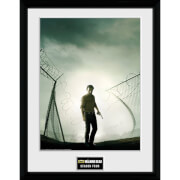 The Walking Dead Season 4 - 16 x 12 Inches Framed Photographic