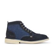 Chaussures Montantes Homme Kickers Legendary -Bleu Marine
