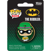 Pin Pop! Acertijo - DC Comics Batman