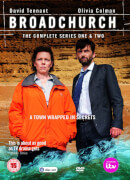 Broadchurch Series 1-2