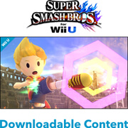 Super Smash Bros. for Wii U - Lucas DLC