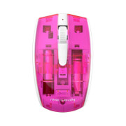 Souris sans fil Rock Candy -Rose