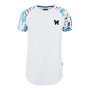 Good For Nothing Men's Paradise T-Shirt - White
