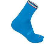 Sportful Italia CL 9 Socks - Blue
