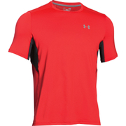 Under Armour Men's CoolSwitch Run Short Sleeve T-Shirt - Red