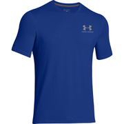 Under Armour Men's Sport Style Left Chest Logo T-Shirt - Royal/Steel