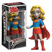 Figurine Supergirl Version Classique - Rock Candy Vinyl