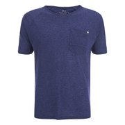 Smith & Jones Men's Caryatid Nep T-Shirt - Patriot Blue