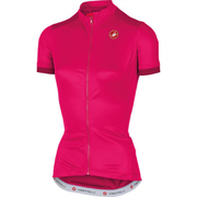 Castelli Women's Anima Short Sleeve Jersey - Pink