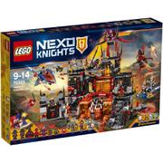 LEGO Nexo Knights: Le repaire volcanique de Jestro (70323)