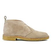 PS by Paul Smith Men's Wilf Suede Desert Boots - Sand Otterproof Suede