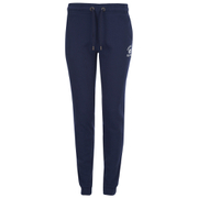 Soul Cal Men's Logo Cuffed Sweatpants - Navy