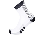 Santini Two Medium Profile Socks - Black