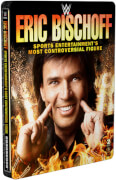 WWE: Eric Bischoff - Sports Entertainments Most Controversial Figure (Limited Edition Steelbook) (UK EDITION)