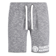 Franklin & Marshall Men's Fleece Sweat Shorts - Sport Grey Melange