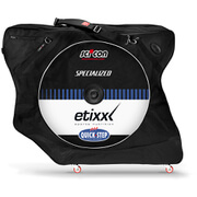 Scicon Aerocomfort 2.0 TSA Bike Bag - Black - Team Etixx Quickstep Edition
