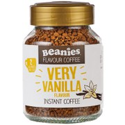 Beanies Very Vanilla Flavour Instant Coffee