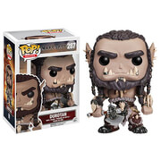 Warcraft El Origen POP! Movies Vinyl Figura Durotan