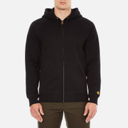 Carhartt Men's Hooded Chase Jacket - Black/Gold