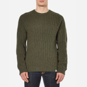 Carhartt Men's Rib Sweatshirt - Cypress Heather