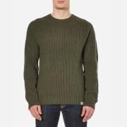 Carhartt Men's Rib Sweatshirt - Cypress Heather