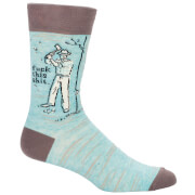 F*ck this Sh*t Men's Socks - Multi