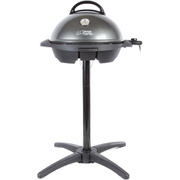 George Foreman 22460MOB Outdoor Grill Barbeque - Black