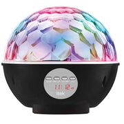 Itek Bluetooth Disco Ball Speaker - Black