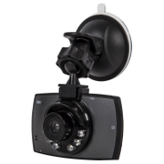 Teknique Slimline 2.4 Inch HD Car Cam - Black