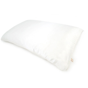 Holistic Silk Rejuvenating Anti-Ageing Silk Pillow Case - White