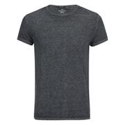 Camiseta desgastada Brave Soul Gonzalo - Hombre - Negro