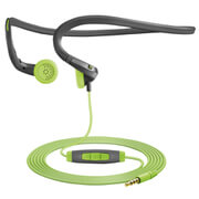 Sennheiser PMX 684i Sports Neckband Earphones Inc In-Line Remote and Mic (Apple) - Green